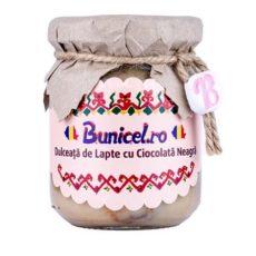 Dulceata de Lapte si Ciocolata Neagra-produs-artizanal-de-BunicelRo
