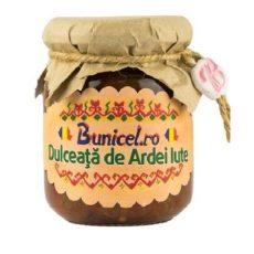 Dulceata de Ardei Iute - produs artizanal de BunicelRO