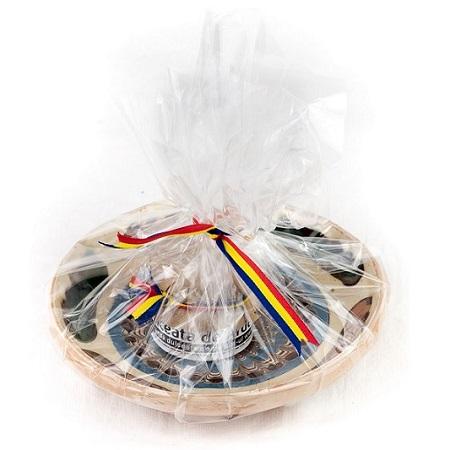 Suvenir Romania - Dulceata si Farfuriuta Horezu - produs artizanal de Bunicel 2