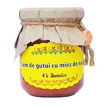 Gem-de-Gutui-cu-Miez-de-Nuca-230-g-produs-artizanal-de-BunicelRo-1