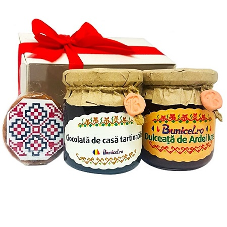 Cadou Delicat - produs artizanal de Bunicel 1